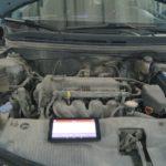 Ремонт двигателя Шевроле