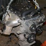 Замена двигателя Шевроле