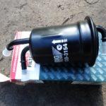 Замена топливного фильтра Шевроле