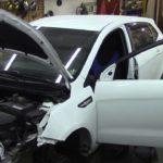 Кузовной ремонт Шевроле Рио