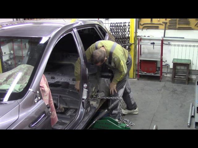 Кузовной ремонт Шевроле