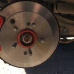 Замена тормозных дисков Шевроле Спортейдж