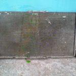 Замена радиатора Шевроле
