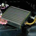 Замена радиатора печки Шевроле